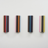 humbug candy paintings