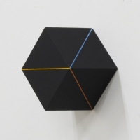 triangles cube
